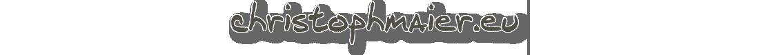 christophmaier.eu